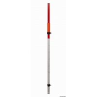 Рейка нивелирная TN-20 K для лазерных приемников