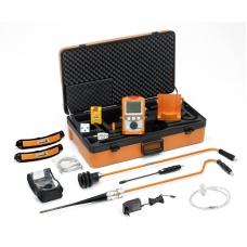 Газоанализатор для контроля герметичности VARIOTEC 460 Tracergas