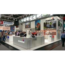 С 14 по 18 мая 2018 г. в Мюнхене проходит международная выставка IFAT 2018