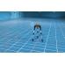 Линейный лазерный нивелир GeoSpider - разметка бассейнаGeoSpider - разметка бассейна