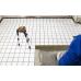 Лазерный нивелир GeoSpider - применение при укладке плитки