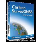 ПО для постобработки GNSS данных Carlson SurveyGNSS